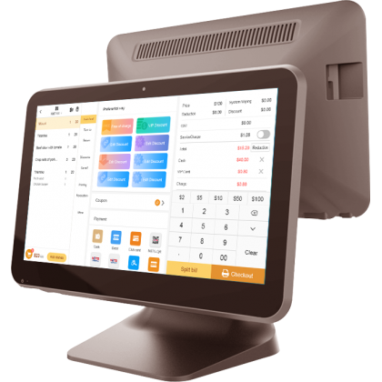 LinkerFoo POS Solution