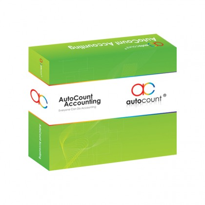 AutoCount Express Invoicing v1.9 (Accounting + Invoicing)
