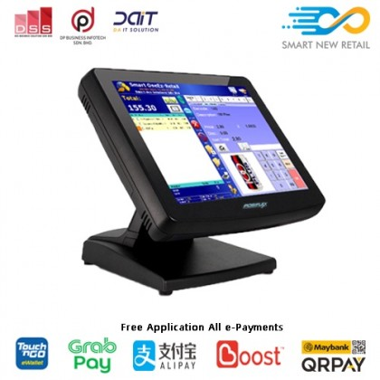 Smart OneEz/OneF&B POS System +Inventory Lifetime Own License For Retail Or Restaurant
